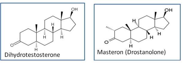 Types of Steroids - Testosterone, DHT, Progesterone Steroids