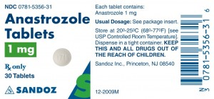 anastrozole steroids side effects