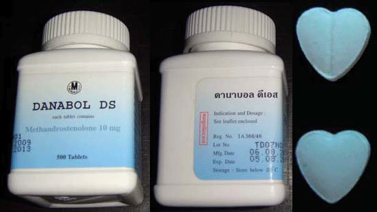 dbol tablets effects