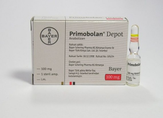 bayer primobolan depot review