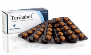 Turinabol Alpha Pharma 10mg