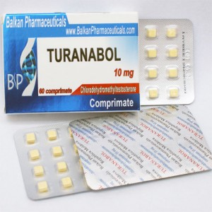 oral turinabol detection time
