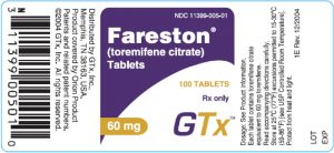 Toremifene (Fareston) - Doses, Administration & Side