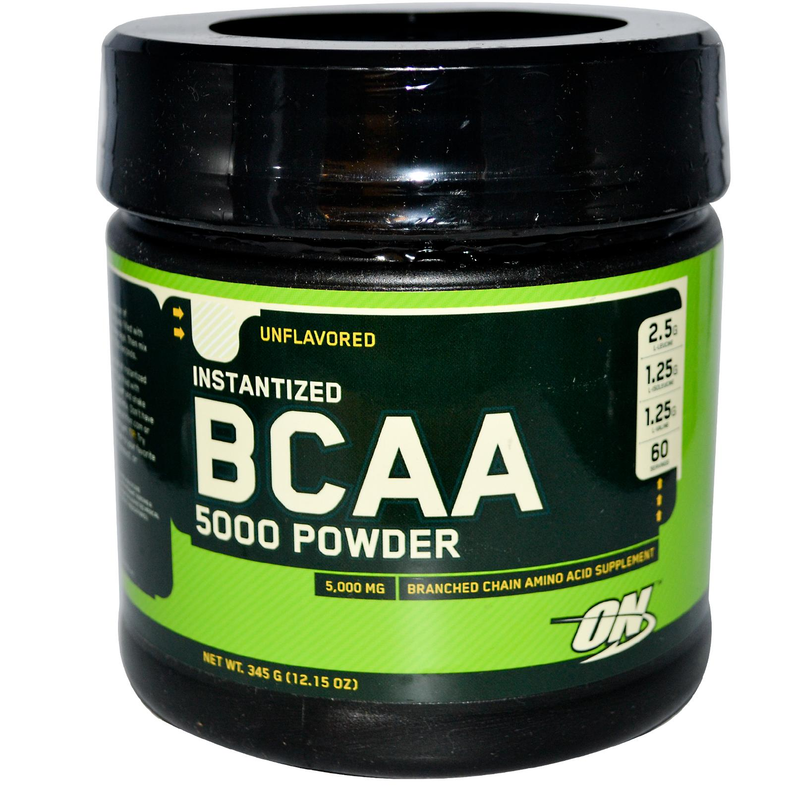 5g BCAA Pre-Workout Equals Less Muscle Soreness