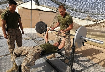failed a military steroid test