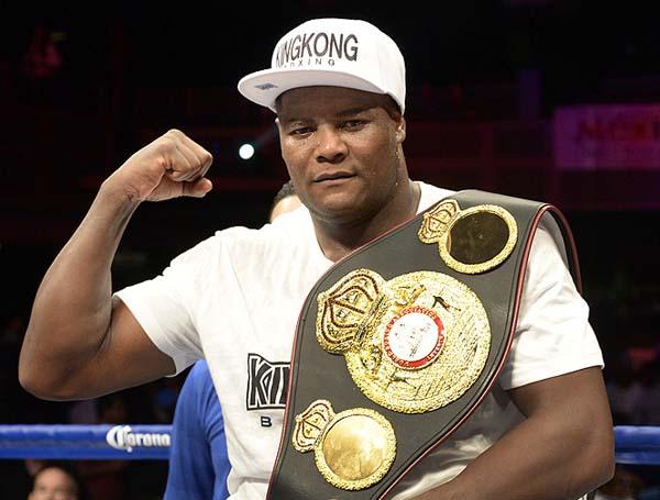 Luis Ortiz Boxer Heavyweight Boxer Luis Ortiz