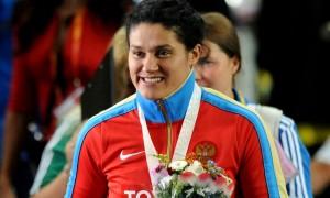 Tatyana Lysenko steroids tbol