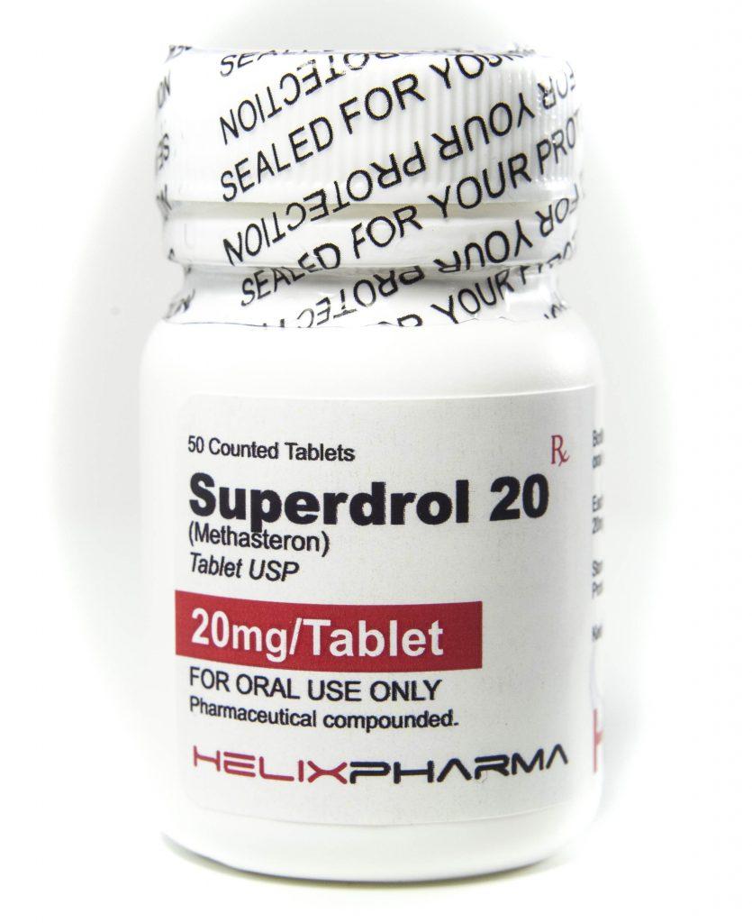 Superdrol Helix Pharma - Steroidal.com