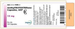Methyltestosterone - Steroids Profile