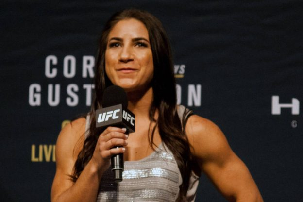 Amanda Ribas On 2 Year Suspension From UFC After Testing Positive