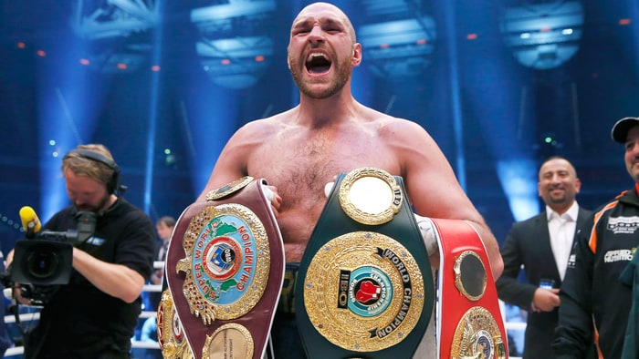 Tyson Fury Allowed To Box Again