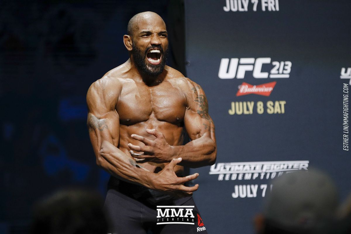 Yoel Romero UFC middleweight suing Gold Star Supplements