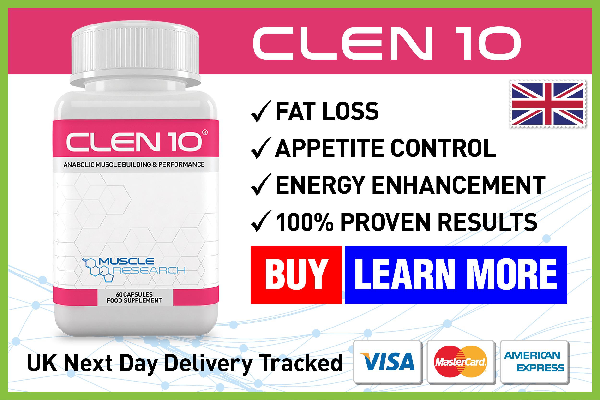 clenbuterol 40 mcg tablets dosage