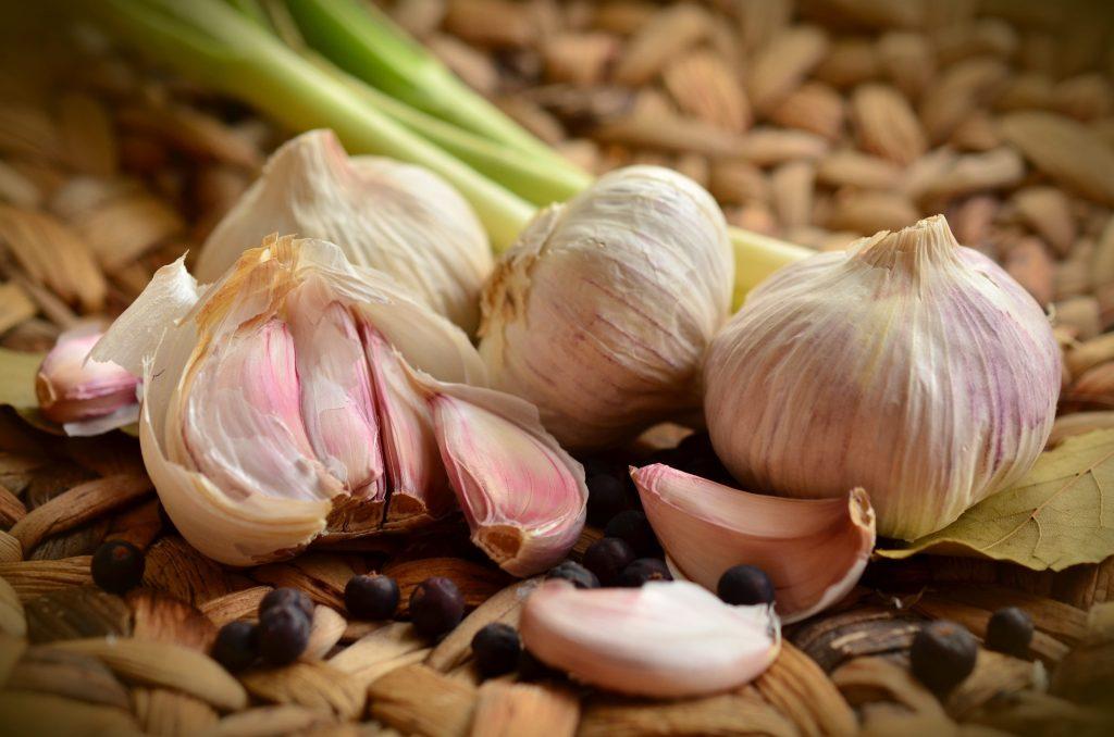 Study: Garlic and Longevity